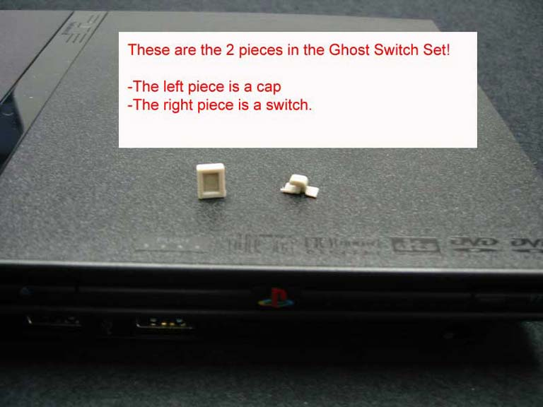 Ghost Switch Install Picture